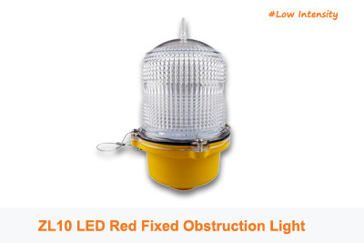 L810 ICAO Low Intensity Type A/B Air Obstacle Light Weight: 1.5  Kilograms (kg)