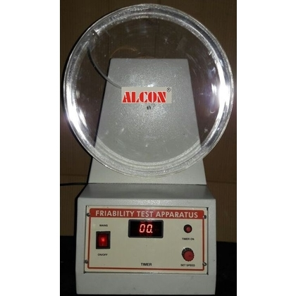 Digital Friability Test Apparatus