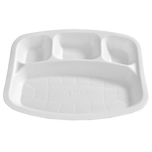 Disposable Thermocol Paper Plates