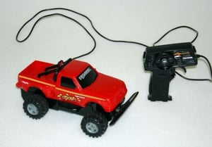 Fully Battery Operated Car