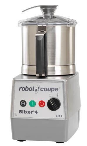 Commercial Food Processor (Blixer 4) (Robot Coupe)