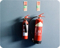 First Aid Fire Extinguisher
