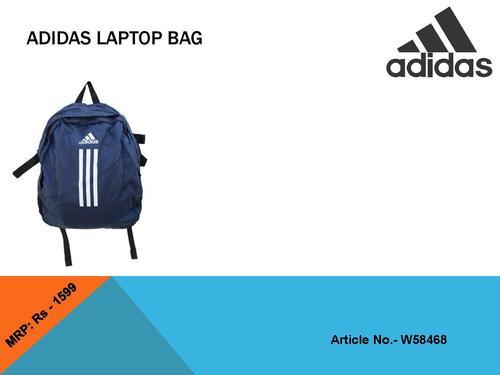 High Grade Polyester Laptop Bag (Adidas)