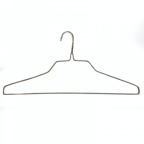 Plastic Coated Wire Shirt Hanger