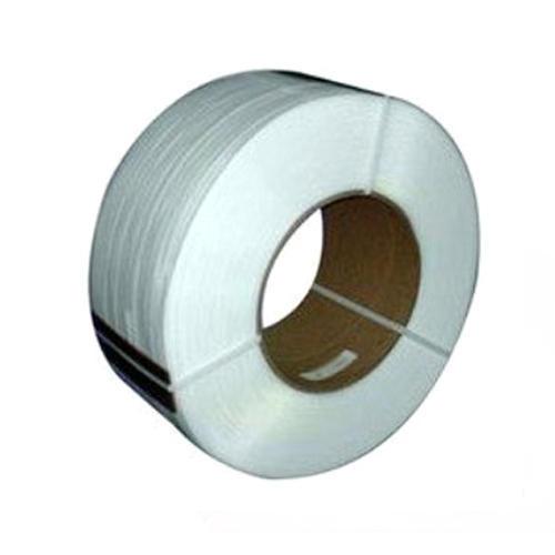 Dull White Heat Sealing Strap Roll