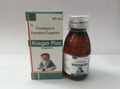 Kosgan Plus Syrup