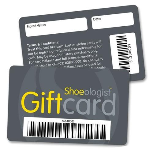 Barcode Card