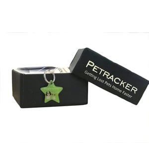Durable Pet Tracking Code