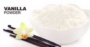 Vanilla Flavour Powder For Bakery Products