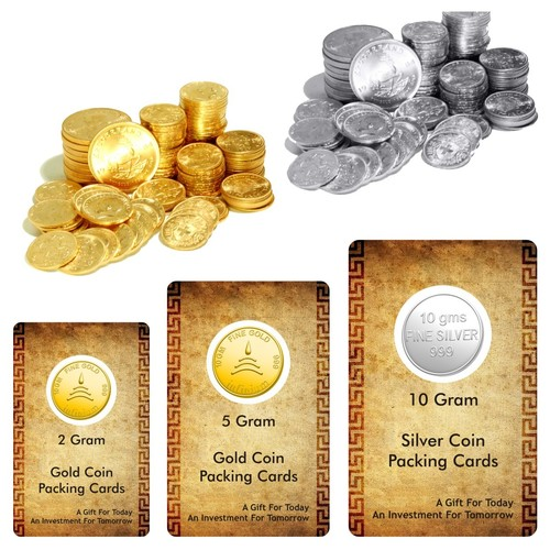 Coin Packing Card