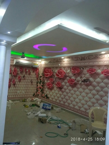 Decorative Indoor Wallpapers For Home And Office