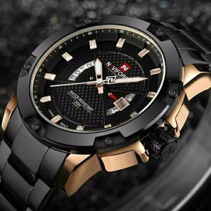 Alloy Material Water Resistant Hand Watch