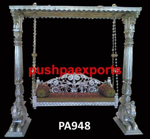 Ashram Nakkashi Decorative Swing