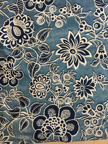 Hand Block Floral Print
