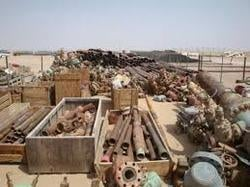 High Recycle Power Machinery Scrap