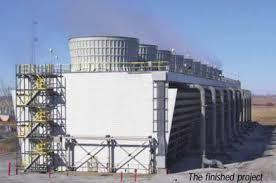 Induced Draft Cooling Towers - M  D  ENGINEERING WORKS