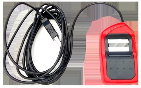 USB Fingerprint Sensor Morpho MSO 1300 E3 in Patna, Bihar - Patna