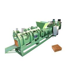 Coir Pith Block Machine