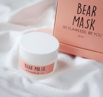 Sleeping Bearmask For Skin Nourishment Age Group: Above 16 Years Old