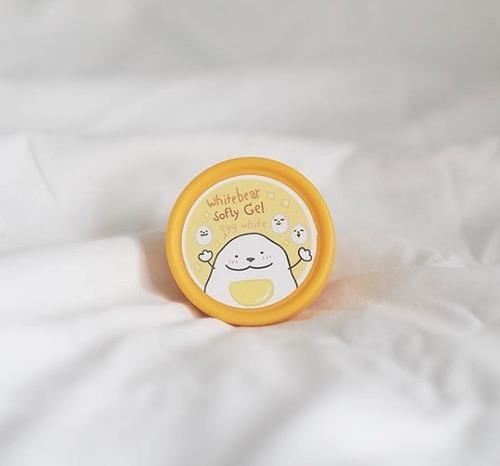 Whitebear Softy Gel Egg White
