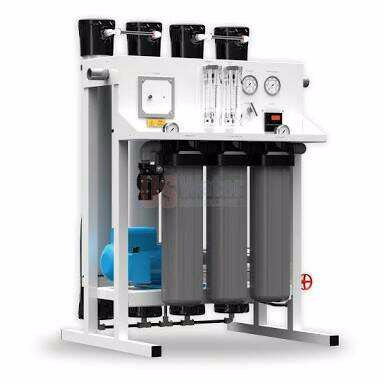 Industrial Reverse Osmosis Water Purification