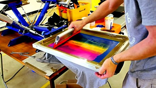 Digital Screen Printing Services
