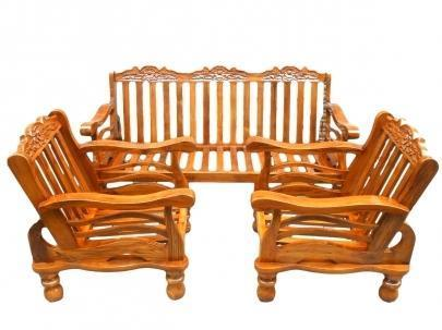 Designer Wooden Sofa Set - Dream Home Furniture, 19/C, Vysya ...