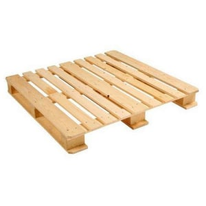 Industrial Wooden Packaging Pallets
