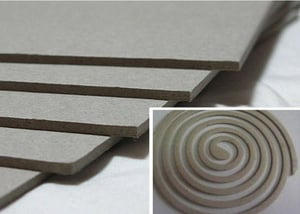 Mosquito Coil Raw Material