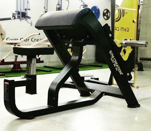 Double Twister Gym Machine