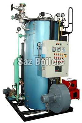Gas Fired Steam Boiler (Oil And Gas Fired St)