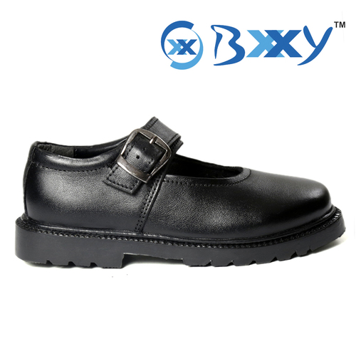 Girls School Shoes in Leather
