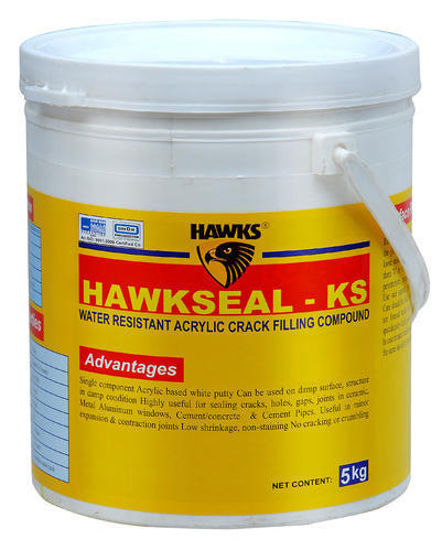 Water Resistant Acrylic Crack Filling Compounds