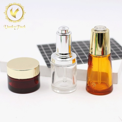 120ml Clear Cosmetic Bottles