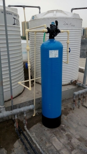 Modern Hard Water Softener