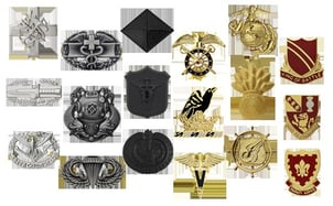 Army Military Badges