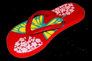 Ladies Chappal With Extremely Best Design