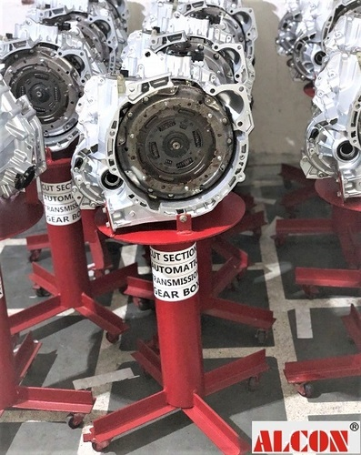 Cut Section Automatic Transmission Gear Box