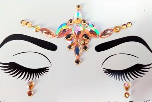 Customize Festival Face Gems
