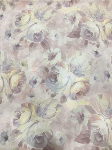 Vinyl Floral Art Home Wallpapers