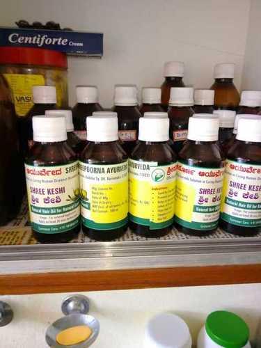 Shreekeshi Herbal Hair Oil