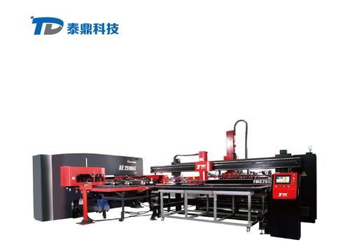 Amada Feeding And Unloading Equipments For Automatic Digital Punch Machine