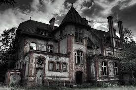 Precisely Made Haunted House