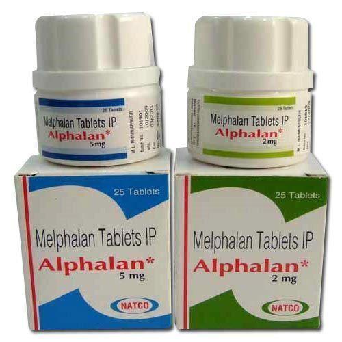 Alphalan Melphalan Tablets Ip