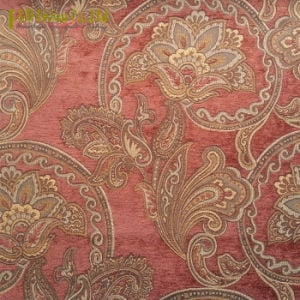 American Style Traditional Chenille Sofa Fabric