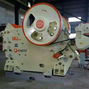Lime Stone Crushing And Screening Plant