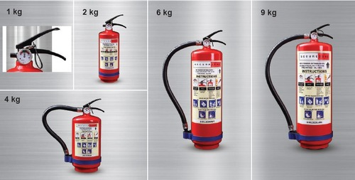 Abs Fire Extinguishers
