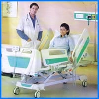 Electric Operated Hospital Bed