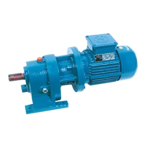 Excellent Performance Geared Motor
