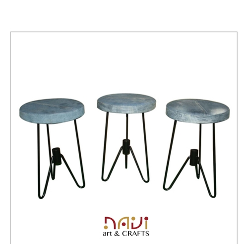 Exclusive Handcrafted Industrial Stools